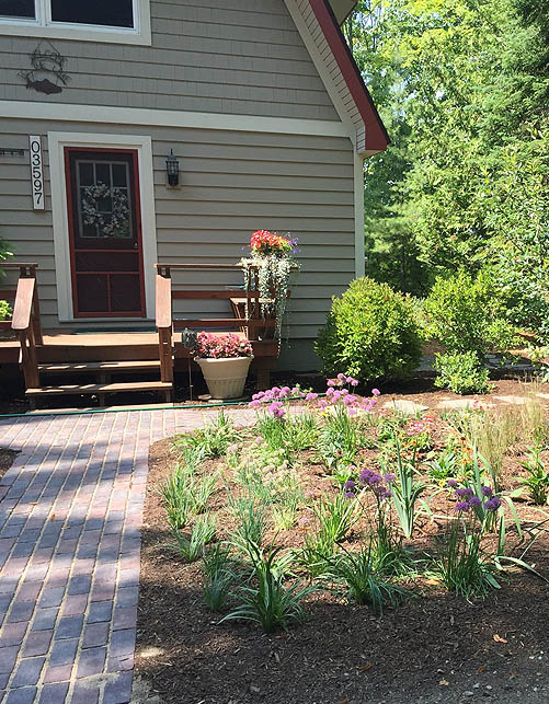 North by Nature Landscaping Petoskey Michigan